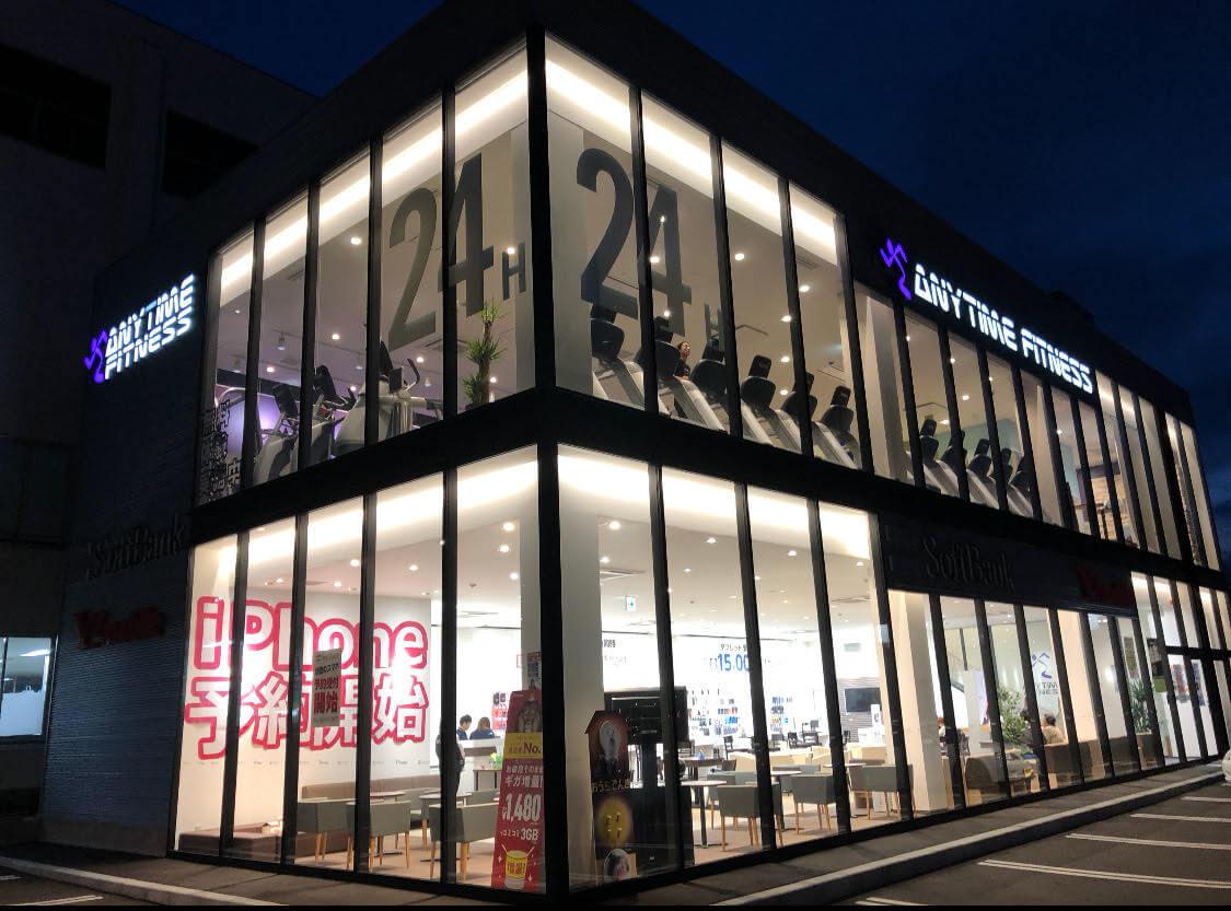 エニタイム札幌山鼻店