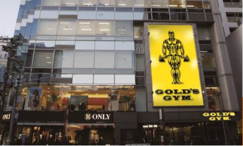 GOLD'S GYM 札幌大通り店