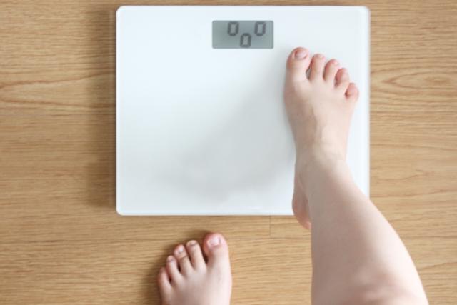 目指すべき体重や体脂肪率は?
