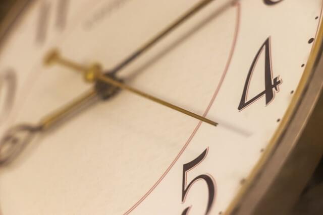 トレーニングは継続と時間確保が大事